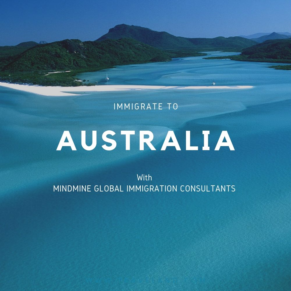 IMMIGRATE TO AUSTRALIA WITH MINDMINE GLOBAL IMMIGRATION CONSULTANTS