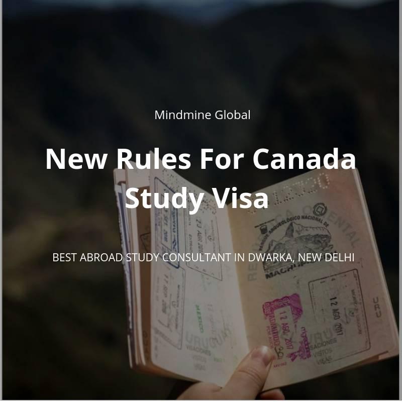 canada study visa rules 2019
