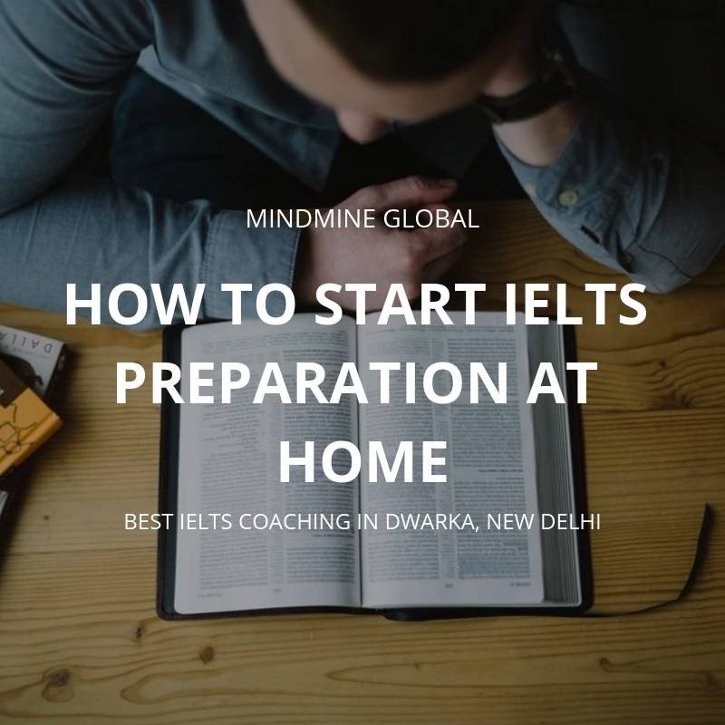 how to prepare for ielts from home