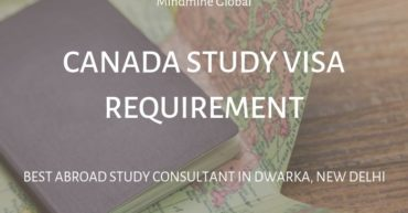 Canada study visa requirement