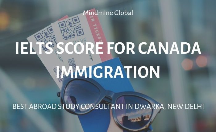 IELTS Score for Canada Immigration | Mindmine Global