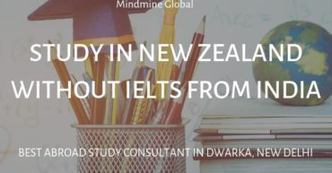 Study in New Zealand without IELTS from India